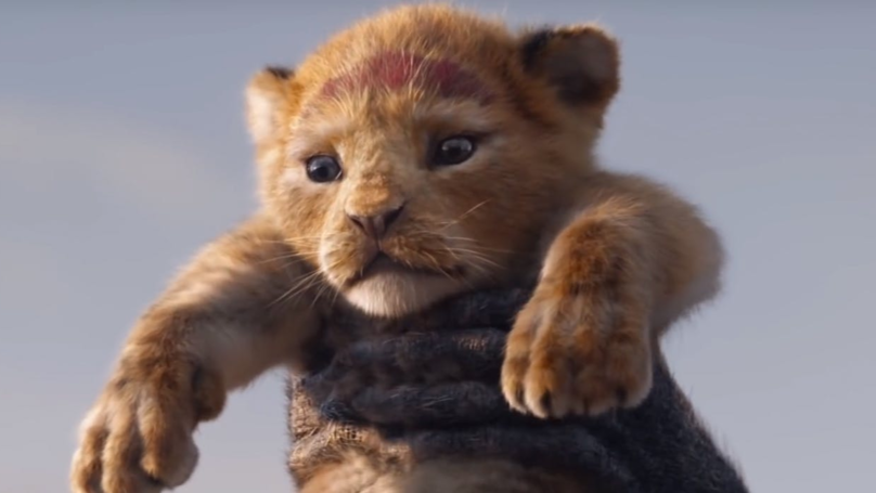 The First Trailer For Disney's The Lion King Remake Just Dropped
