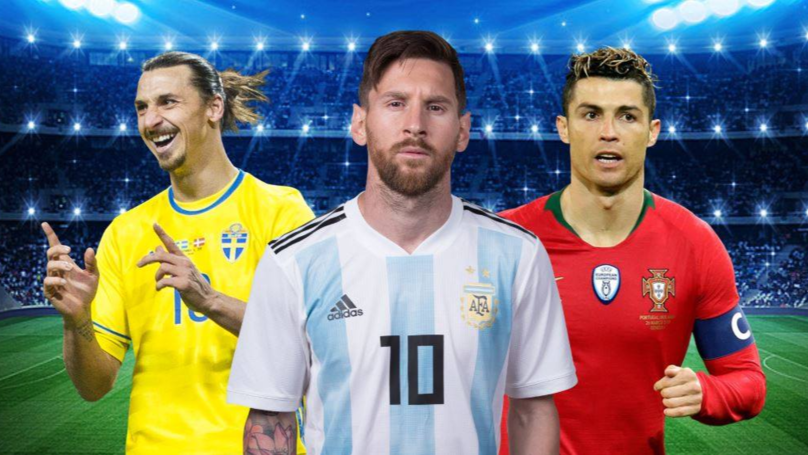Fans Vote On Greatest Player For Each Country