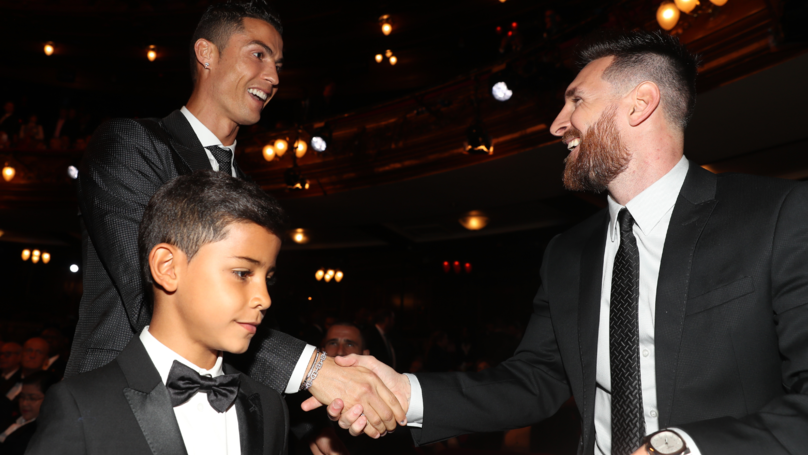 Carlos Tevez Reveals Major Difference Between Ronaldo And Messi In Training