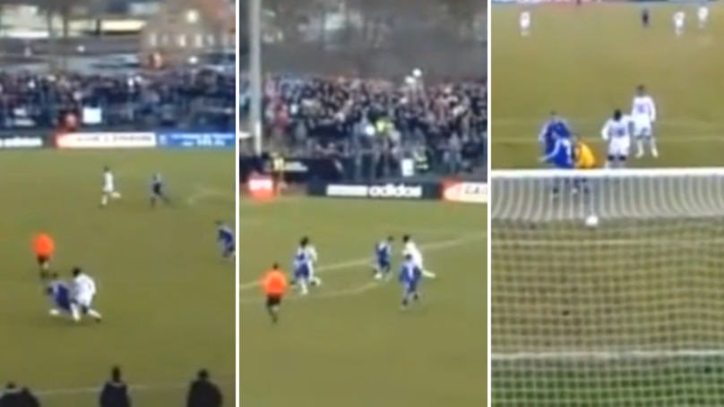 Video Proves That Moussa Sissoko Is Actually Football's GOAT