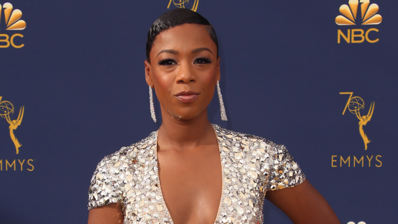 OITNB's Samira Wiley Says Falling In Love With Poussey Helped Her Love Herself