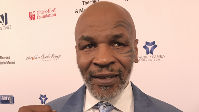 Mike Tyson Is Smoking Around $40,000 Of Weed A Month At His Cannabis Ranch