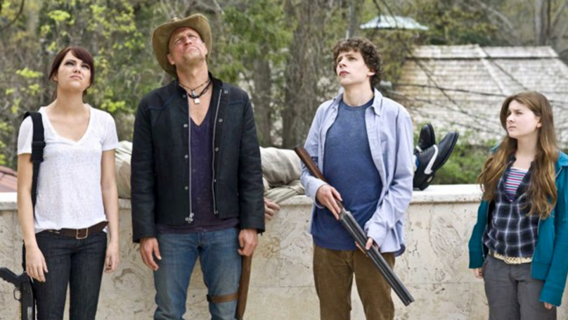 Sony Pictures Confirm That 'Zombieland 2' Has An Official Release Date