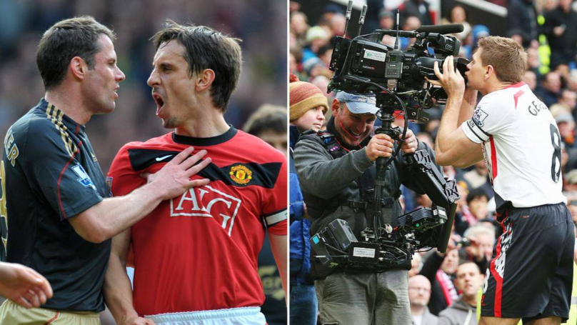 Manchester United Vs. Liverpool Voted The Biggest Rivalry In British Football
