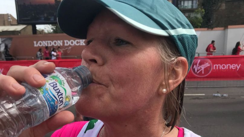 Marathon Runner Left In Coma After Drinking Too Much Water