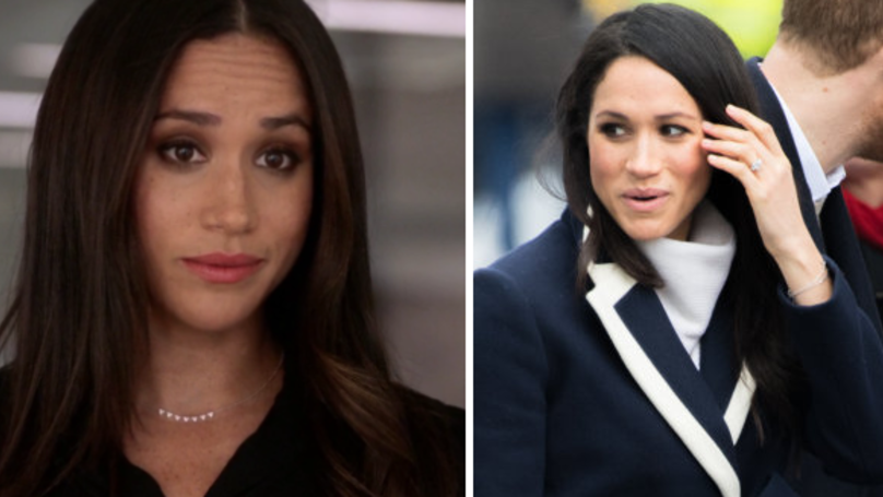 Meghan Markle Admits Struggling With The Fame Of Marrying A Royal