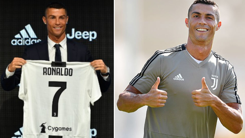 Cristiano Ronaldo's Juventus Debut To Be Played In Front Of Just 5,000 Fans