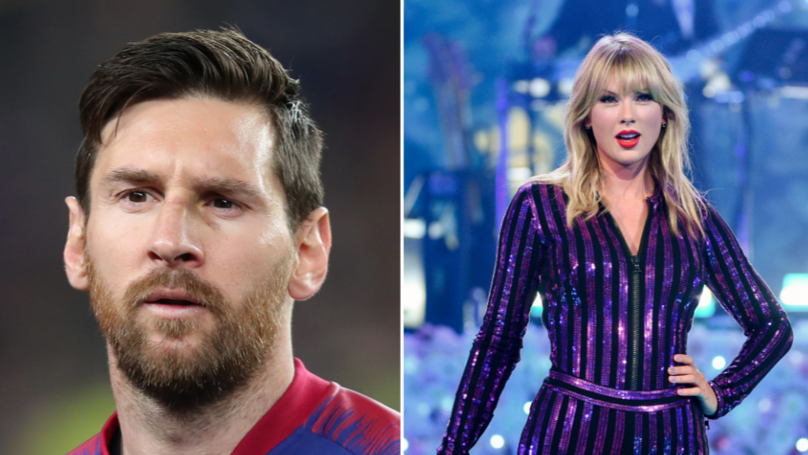 Lionel Messi Named Fourth-Highest Paid Entertainer In The World Behind Taylor Swift But Ahead Of Ed Sheeran