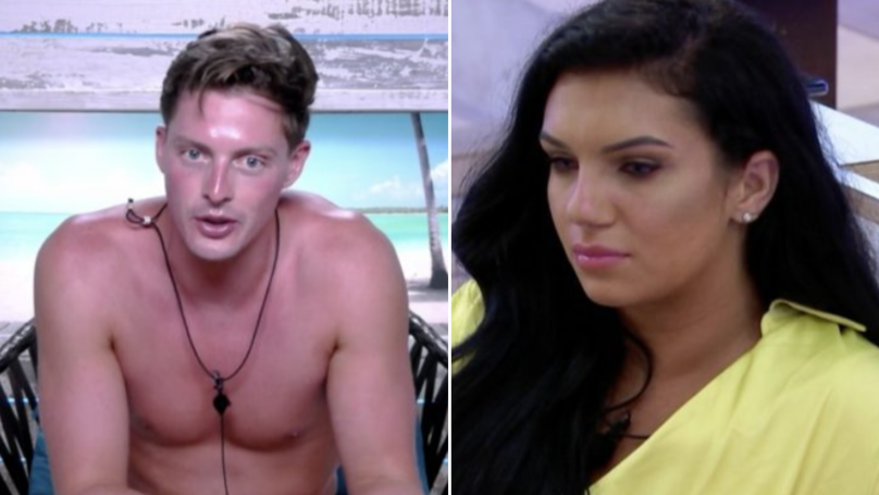Love Island 2018: Twitter Calls For Alex George To Be Kicked Out Of Villa