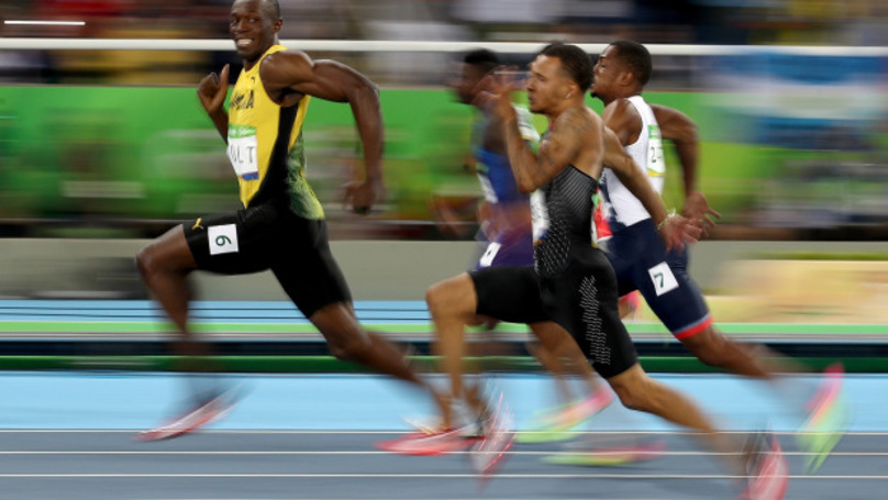 Usain Bolt's Grin Has Been Made Into Memes And We Couldn't Be Happier
