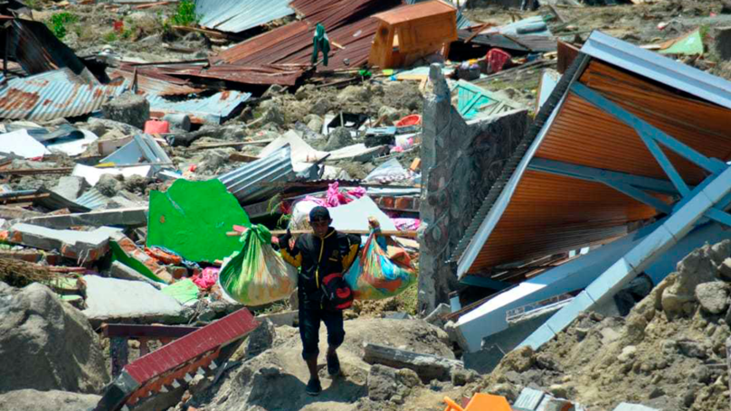Indonesia Earthquake Death Toll Rises To 844