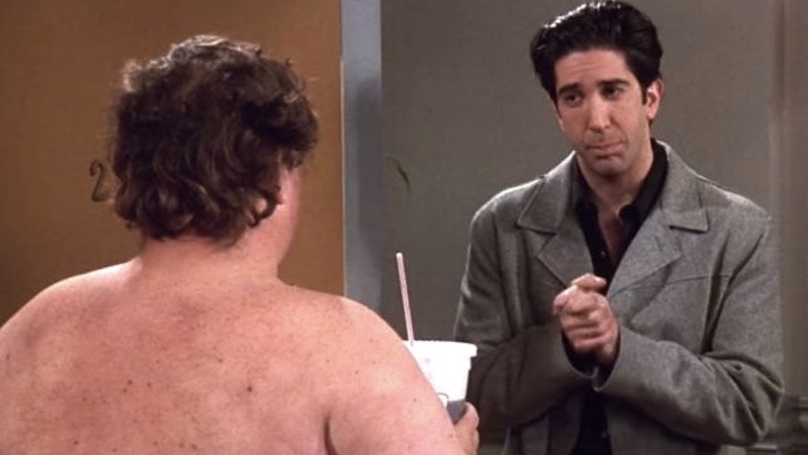 Here's What 'Ugly Naked Guy' From 'Friends' Actually Looks Like