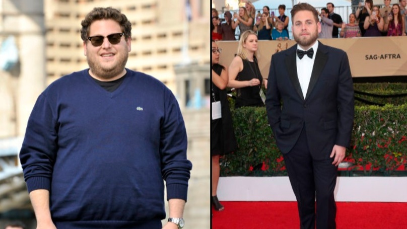 Jonah Hill's Constant Changes In Weight Might Not Be A Good Thing | LADbible