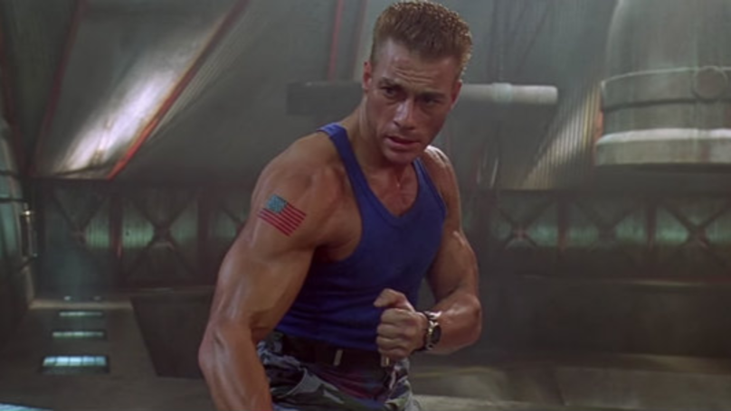 Jean-Claude Van Damme Was 'Coked Out Of His Mind' Filming 'Street Fighter'