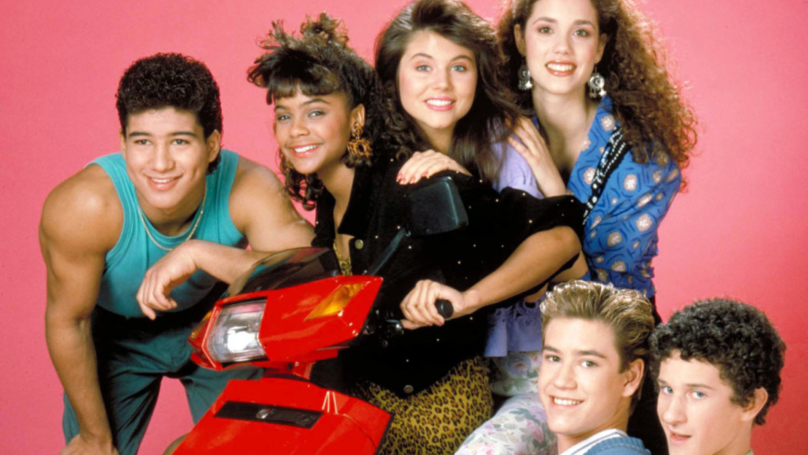 Saved By The Bell Returns! Well, Sort Of