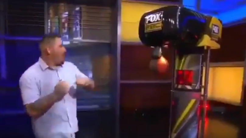 Andy Ruiz Jr. Smashed Anthony Joshua's Punch Machine Score Before Shock Win