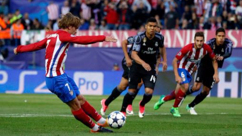 WATCH: Replays Show Griezmann's Penalty Should Have Been Disallowed | SPORTbible