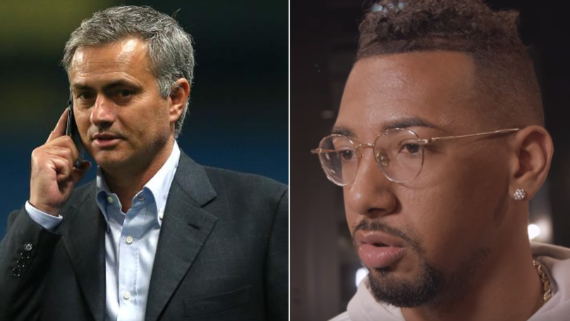 Jerome Boateng Personally Called Jose Mourinho In The Summer, Has Revealed What He Said