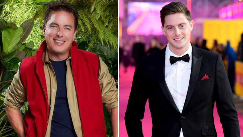 Doctor Alex Just Sent The Funniest Tweet To I'm A Celeb's John Barrowman