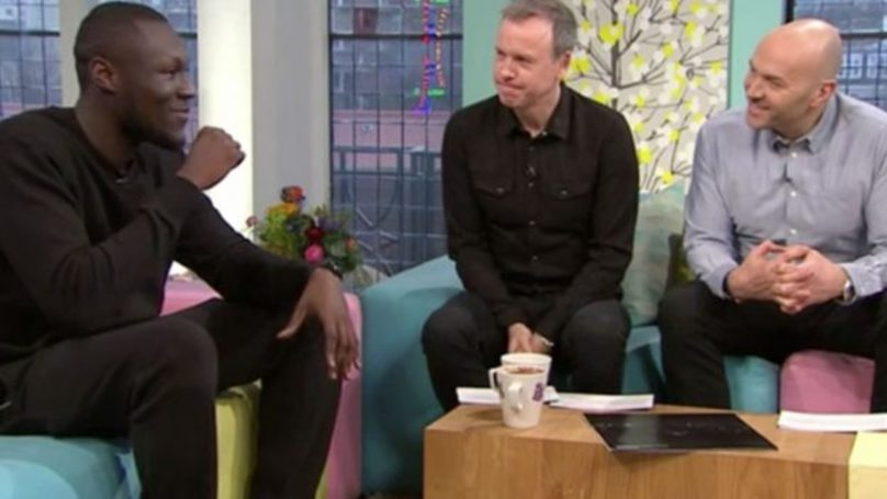 Stormzy Appeared On 'Sunday Brunch' And His Fans Couldn't Handle It
