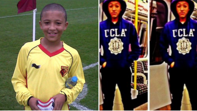 People Think They've Found Jadon Sancho's Old Twitter Account