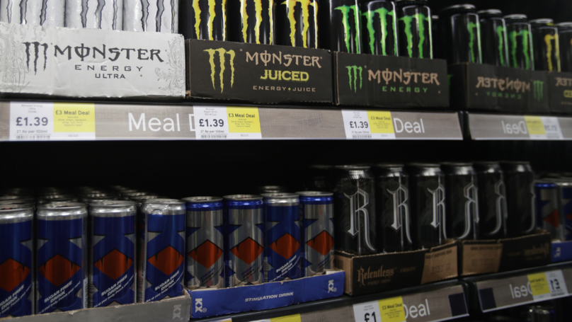 UK Government Set To Ban Sales Of Energy Drinks To Under 16s, According To Reports