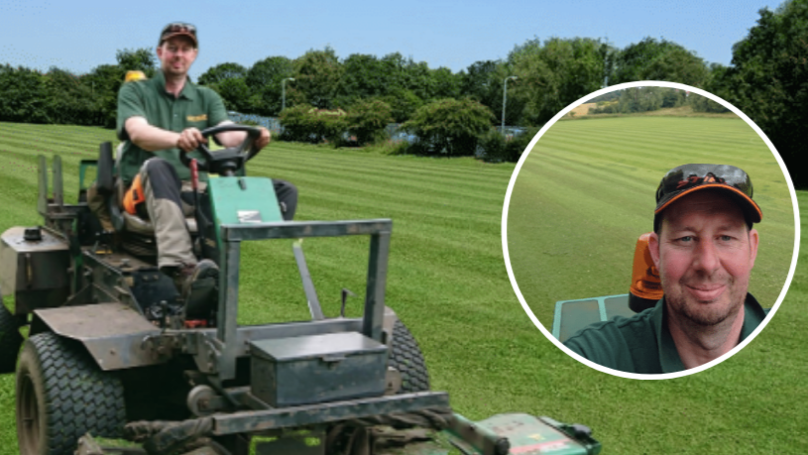 Meet The Man Who Turns Council Fields Into Premier League Standard Football Pitches