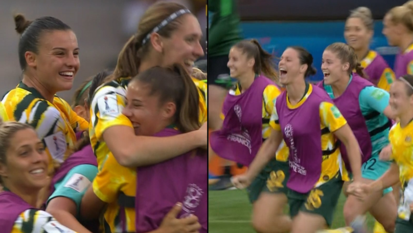 Matildas Beat Brazil 3-2 To Keep Football World Cup Dreams Alive