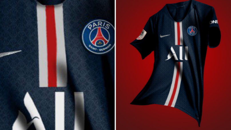140ec59a1 PSG s Home Kit For 2019 20 Has Been Leaked And It s A Sexy Number ...
