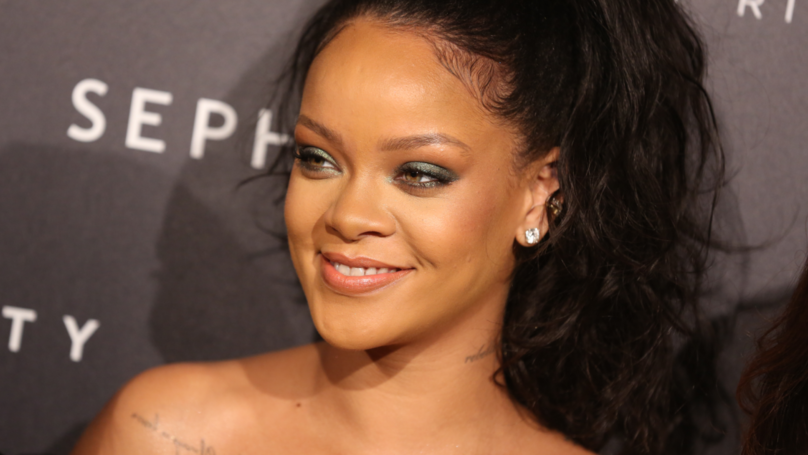 Rihanna Helps Raise $2.3 Billion For Education Across The Globe