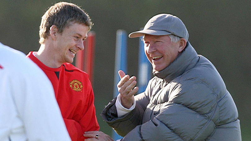 Ole Gunnar Solskjaer Invites Sir Alex Ferguson To Manchester United Training