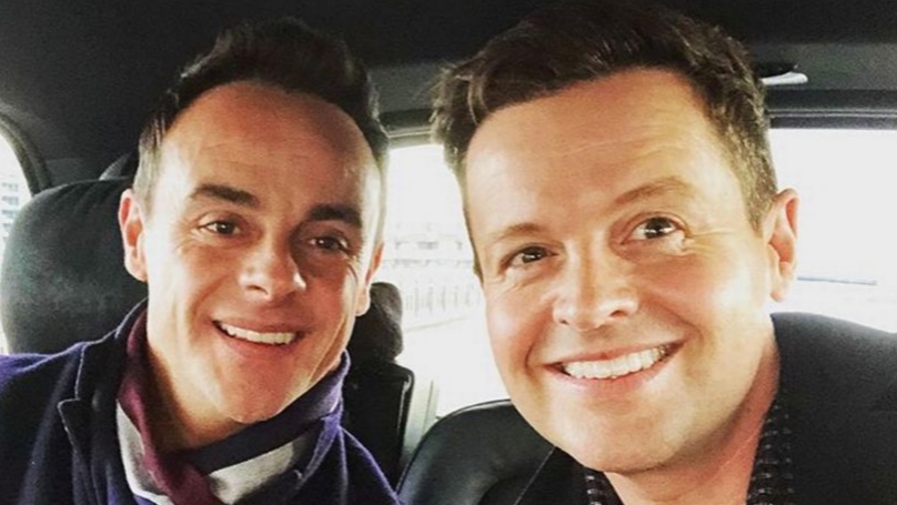 Ant And Dec Share 'Britain's Got Talent' Reunion Selfie After 10 Months Apart