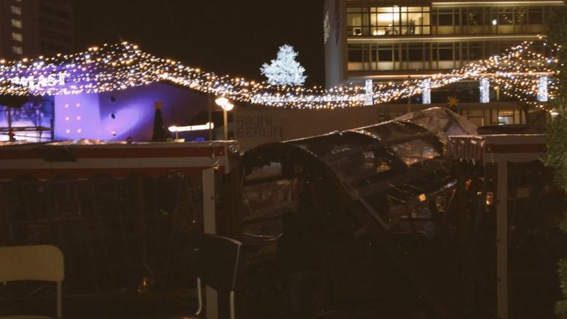 Lorry Crashes Into Berlin Christmas Market In Suspected Terror Attack
