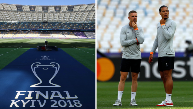 Liverpool Players Will Listen To An Inspirational Song Before The Champions League Final