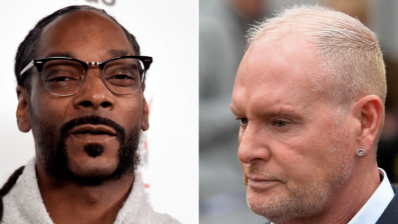 Paul Gascoigne Fires Back At Snoop Dogg In Superb Fashion