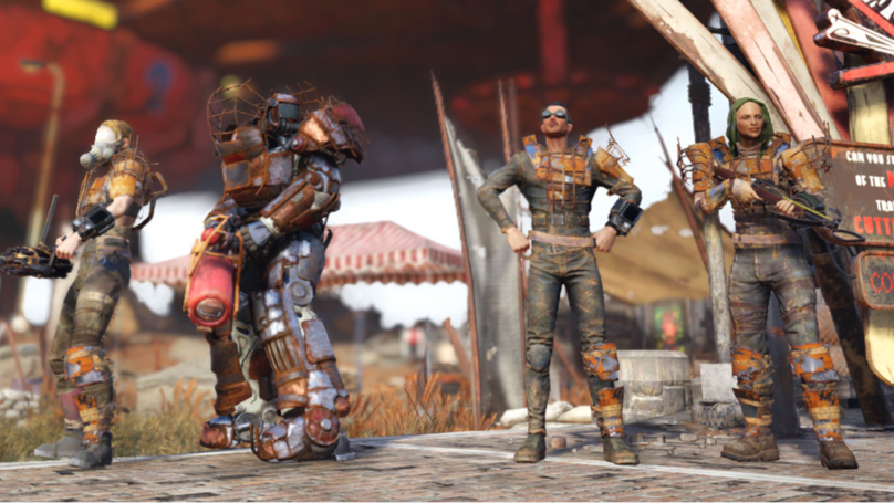 Hunt Other Players For Rewards In The New ​'Fallout 76' Mode