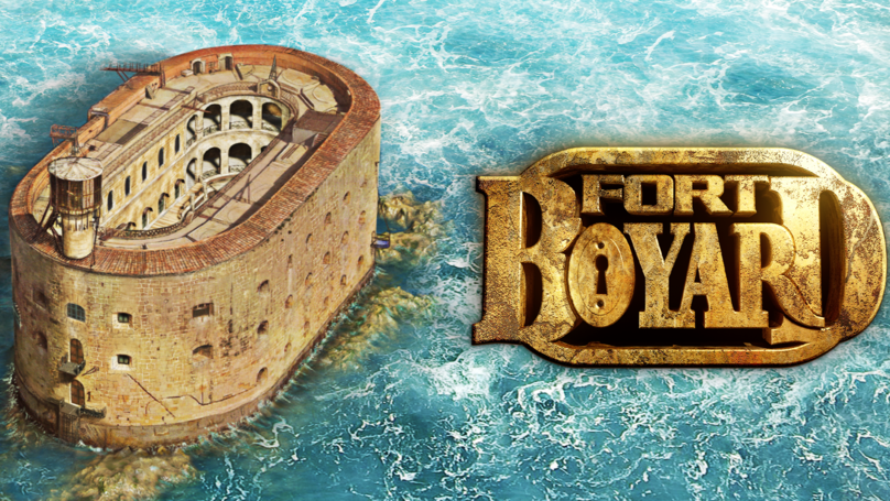 A Video Game Version Of 'Fort Boyard' Is Released Next Week