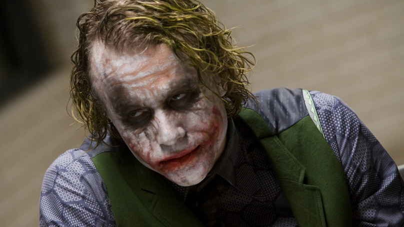Heath Ledger's Joker Diary Is A Haunting Reminder Of His Commitment To The Role