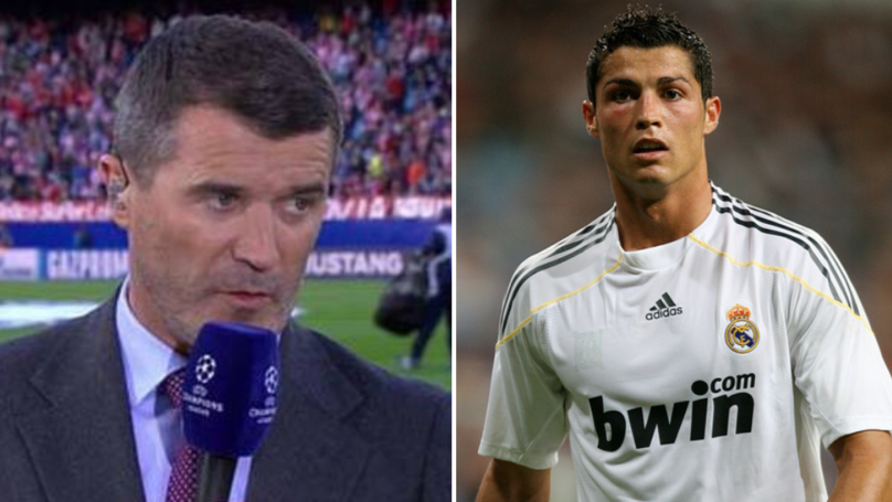What Roy Keane Said When Real Madrid Paid £80m For Cristiano Ronaldo