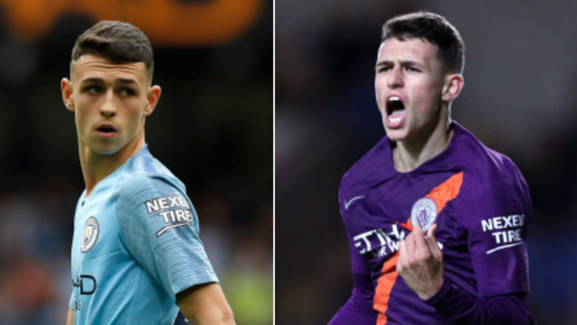 Manchester City's Phil Foden Wanted By European Giant