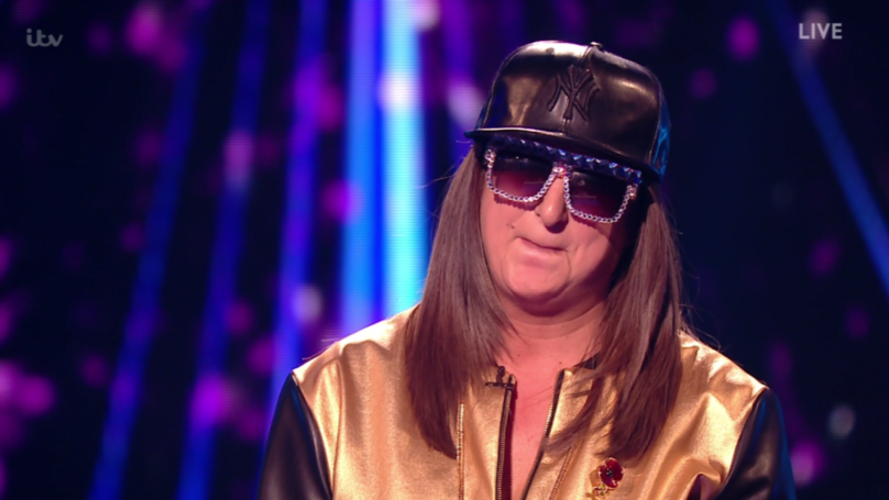 honey g no glasses