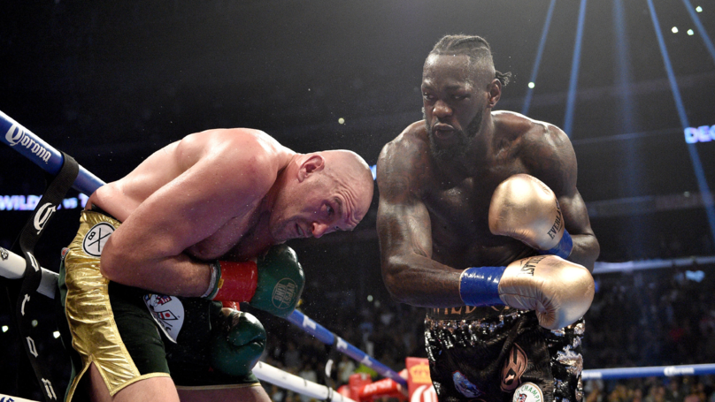 Tyson Fury Set To Be Granted Rematch Against Deontay Wilder By WBC