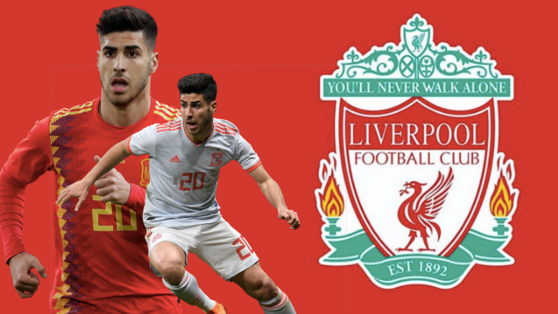 Liverpool Make 'Formal Offer' Of €180 Million For Marco Asensio