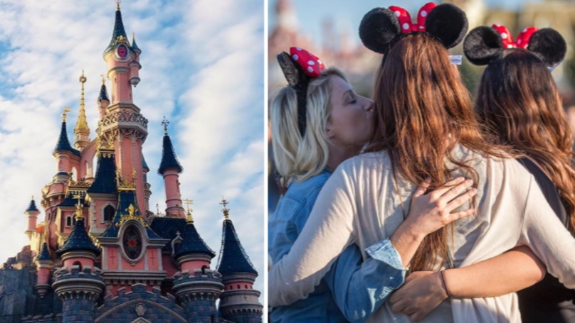 Eurostar Is Doing £38 Journeys To Disneyland Paris