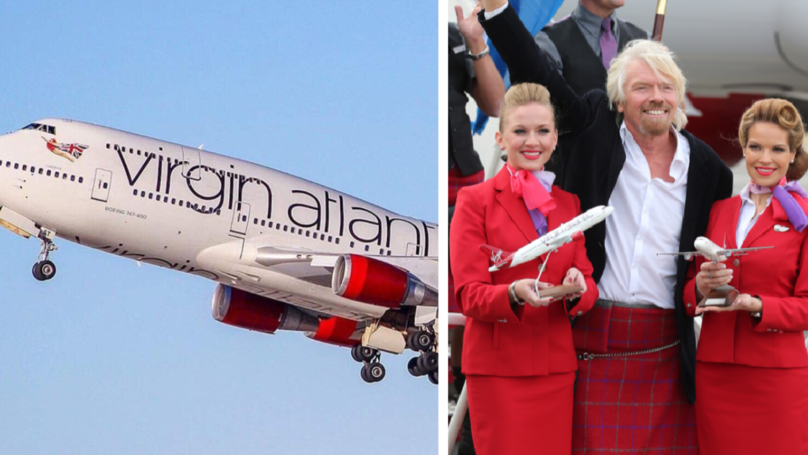Virgin Atlantic Drops Mandatory Makeup Rule For Female Cabin Crew
