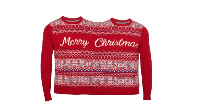 ​Tesco Is Selling Twosie Christmas Jumpers To Help Combat Loneliness