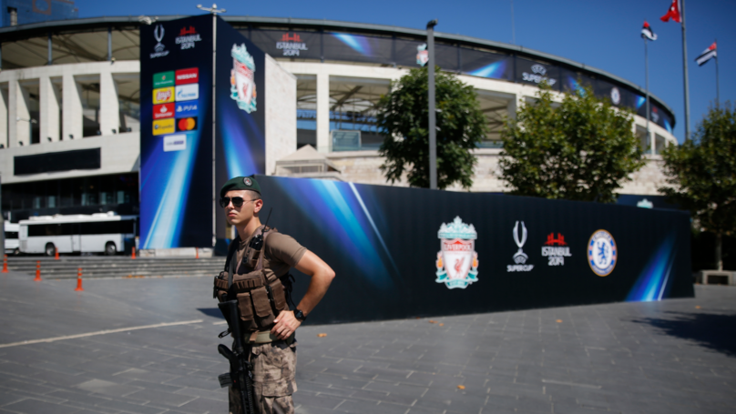 Liverpool vs Chelsea: Live Stream And TV Channel For UEFA Super Cup In Turkey