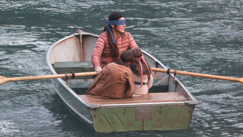 ​Netflix Releases Latest Trailer For Sandra Bullock's New Thriller 'Bird Box'