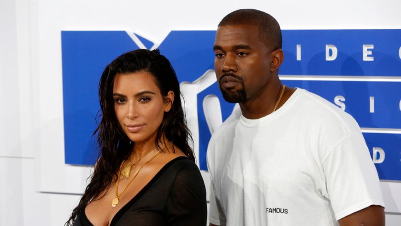 Kim Kardashian And Kanye West Have Named Their Child Psalm