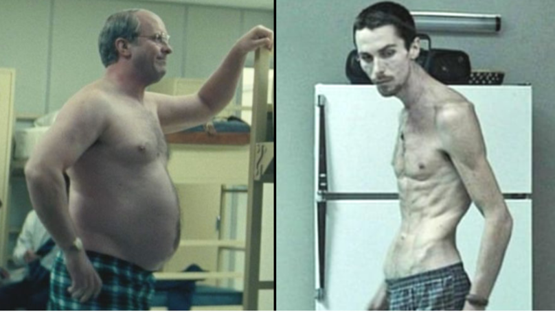 Christian Bale Puts On 3st 4lbs For New Role And Looks Unrecognisable